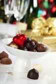 Christmass heart — Stock Photo