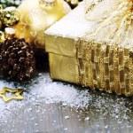 Noel kompozisyon — Stok fotoğraf