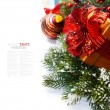 Christmas composition — Stock Photo #14387725