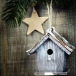 Рождественская композиция — Стоковое фото