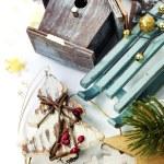 Christmas composition — Stock Photo #14762383