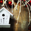 Foto Stock: Christmas composition