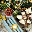 Christmas decoration — Stock Photo #15476603