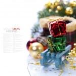 рождественский состав — Стоковое фото #15853767
