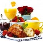 Fresh healthy breakfast — Stock Photo #16318001