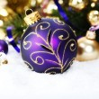 Christmas composition - Stockfoto