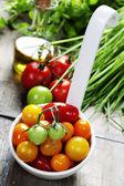 Tomates frescos — Foto de Stock