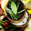Herbs and spices - Stockfoto