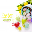 Easter composition — Stock Photo #21299211