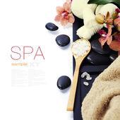 SPA settings — Stock Photo