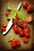 Cuore di pomodoro — Foto Stock