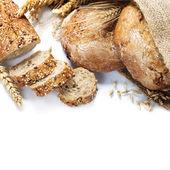 Freshly baked bread — Stock Photo