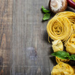 Fresh pasta — Stock Photo