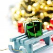 Christmas composition — Stock Photo #31875911