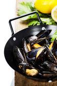 Mussels — Foto Stock