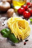 Fresh pasta — Stock Photo