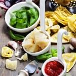 Fresh pasta — Stock Photo #38772135