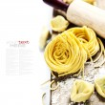 Fresh pasta — Stock Photo #39188905