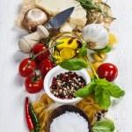 Italian pasta — Stock Photo #44596075