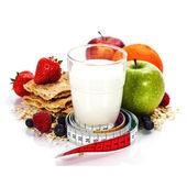 Dietní jídlo — Stock fotografie