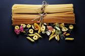 Pâtes italiennes — Photo