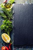 Hierbas y especias — Foto de Stock