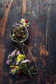 Té de hierbas — Foto de Stock