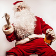 SantClaus. — Stock Photo #14497705