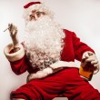 Santa Claus. — Stock Photo