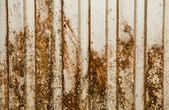 Old rusty cracked metallic background. — Stock Photo