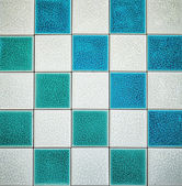 Color pattern and texture of ceramic tile wall. — Stock Photo