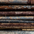 Rust pipe — Stock Photo #23593775