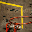 Basketball court — Stock Photo #23595189