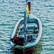 A little fishing boat — Stock Photo