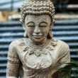 Buddstatue. Indonesi- Bali. — Stock Photo #23633689