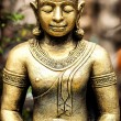 Buddstatue. Indonesi- Bali. — Stock Photo #23638459