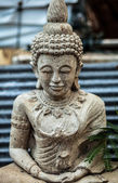 Budda statue. Indonesia - Bali. — Stock Photo