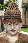 Budda statue. Indonesia - Bali. — Stock Photo