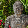 Buddstatue. Indonesi- Bali. — Stock Photo #23652529