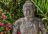 Budda statue. indonésie - bali. — Photo