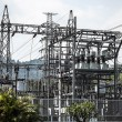 Power production facilities - Stock Photo