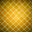 Yellow squares Background — Stock Photo