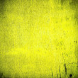 Grunge yellow background — Stock Photo
