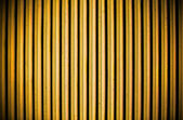 Old colored horizontal shutters background — Stock Photo