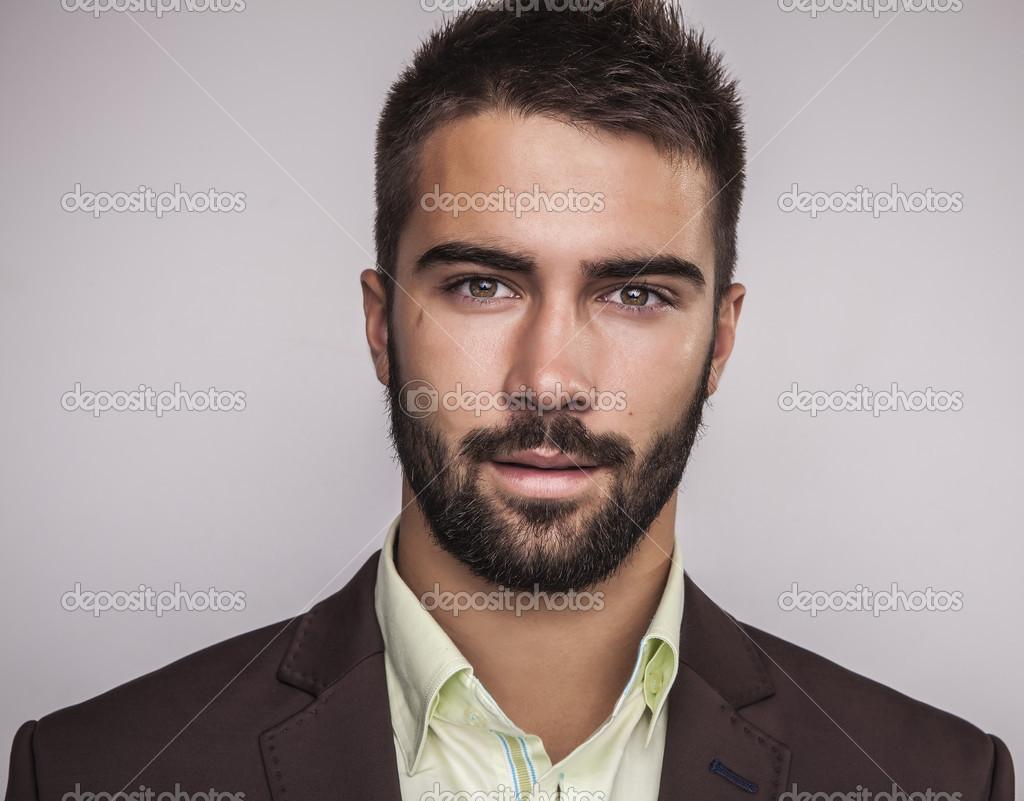 gutaussehender Mann Sex
