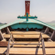 Traditional wooden boat — Stock Photo #46669873