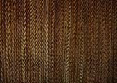 竹織りのテクスチャ — ストック写真
