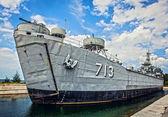 Militära fartyg — Stockfoto