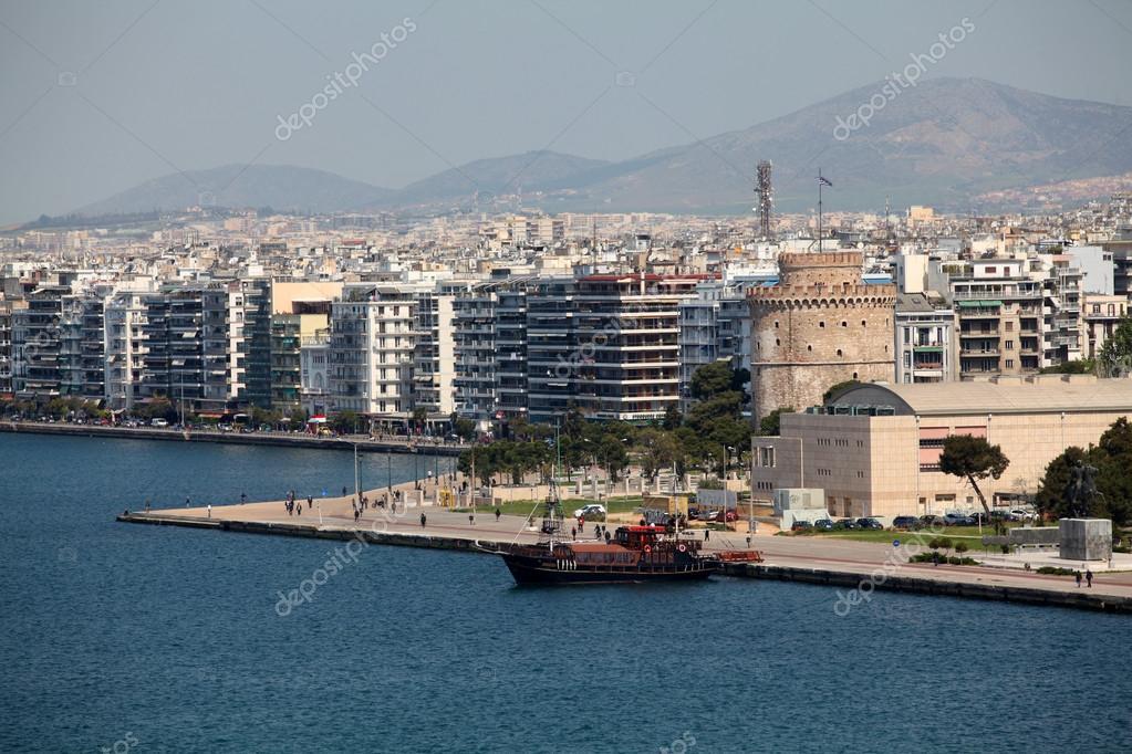 Салоники греция погода сегодня