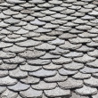 Slate roof tiles — Stock Photo #18218365